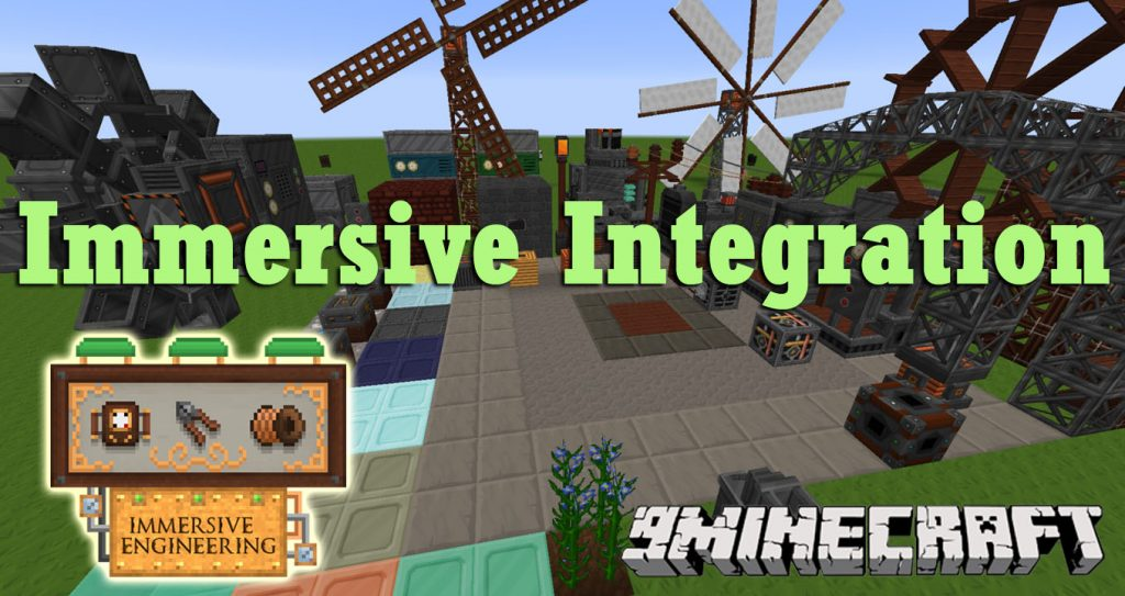 Immersive Integration Mod