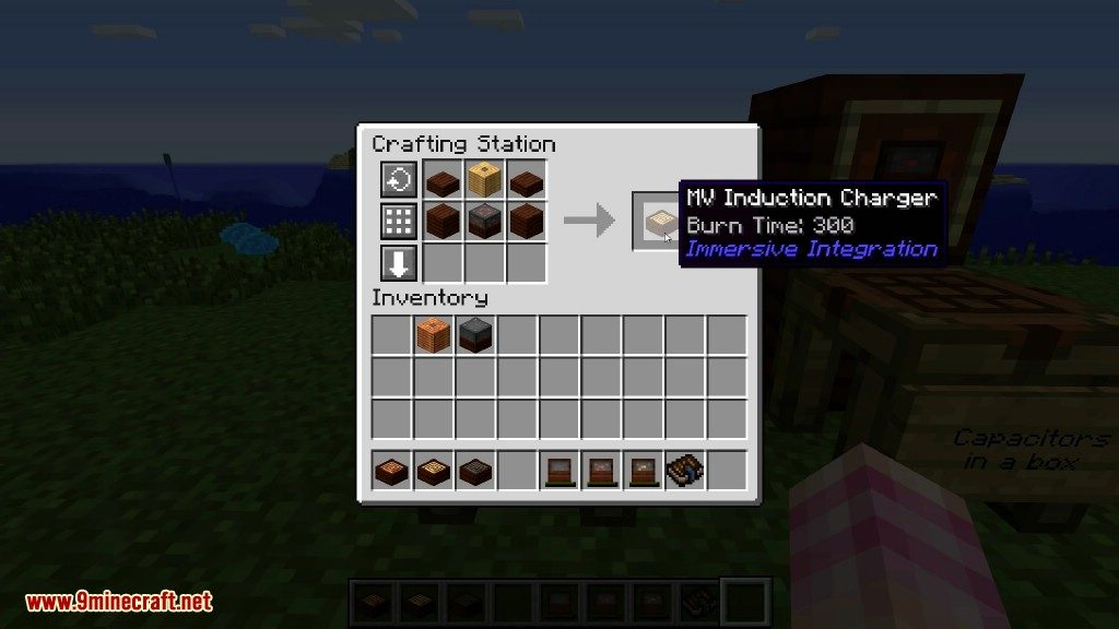 Immersive Integration Mod Crafting Recipes 5