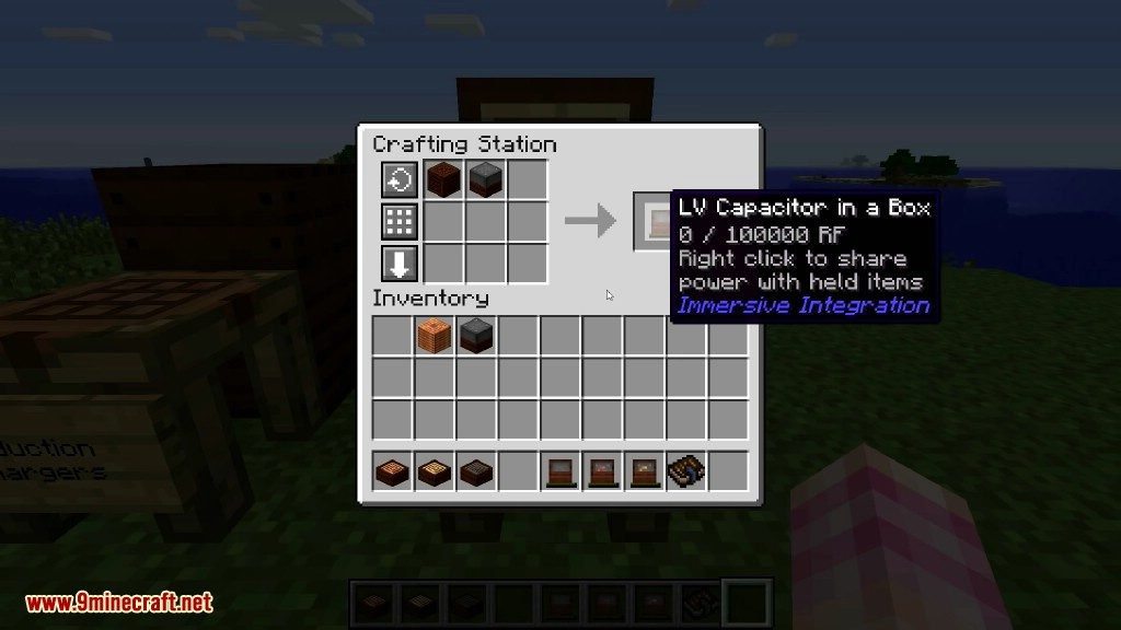 Immersive Integration Mod Crafting Recipes 6
