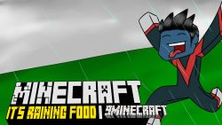 It's Raining Food Mod