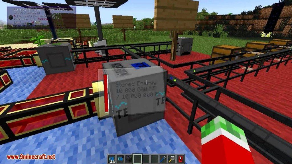 Logistics Pipes Mod Screenshots 23