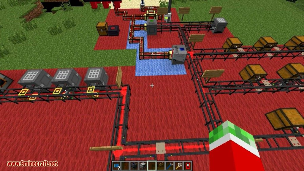 Logistics Pipes Mod Screenshots 27