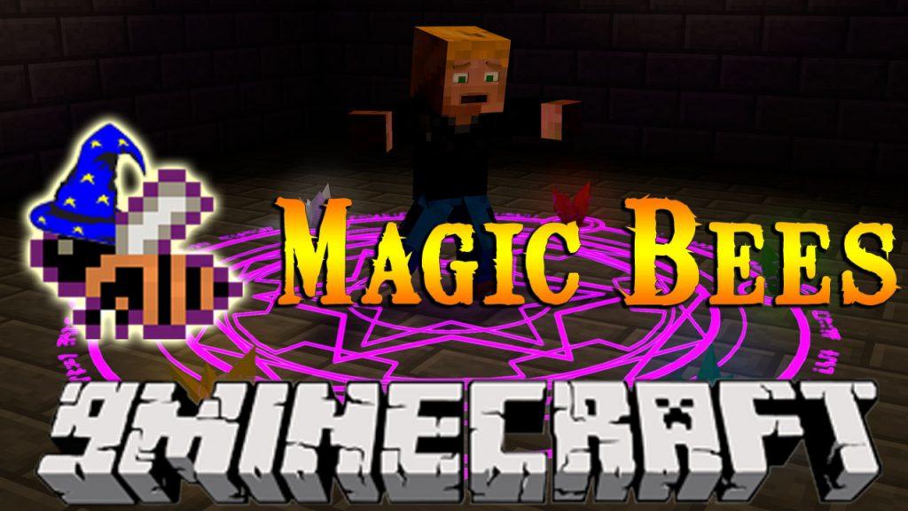 Magic Bees Mod
