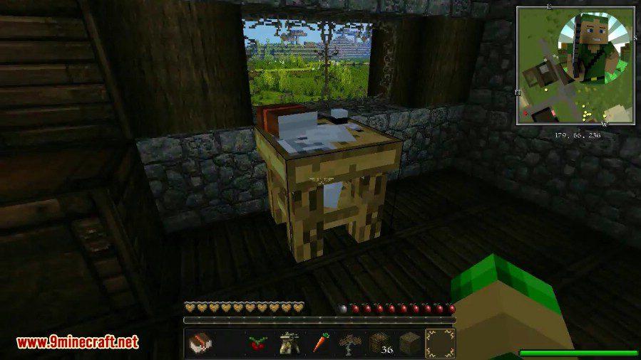 MineFantasy 2 Mod 2