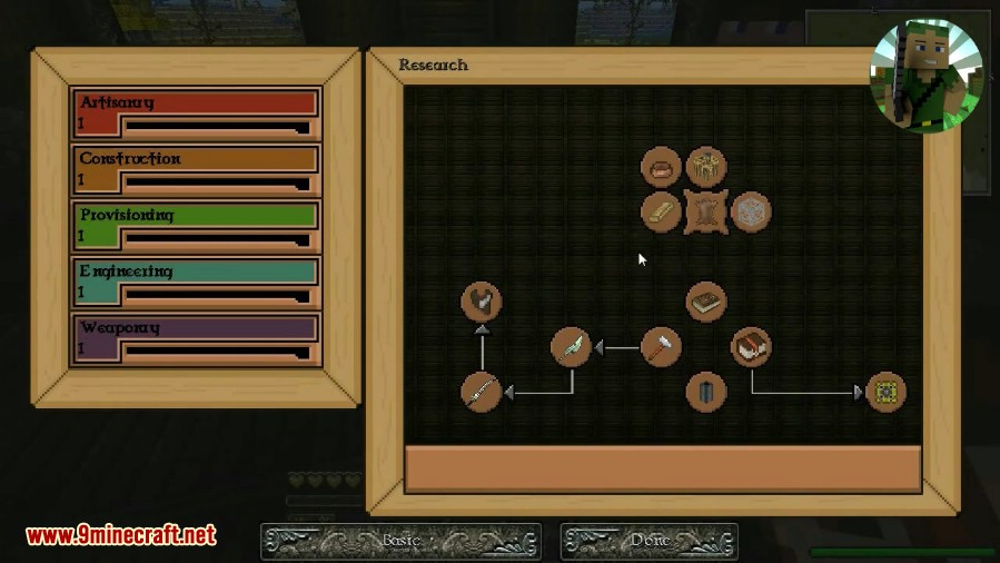 MineFantasy 2 Mod 3