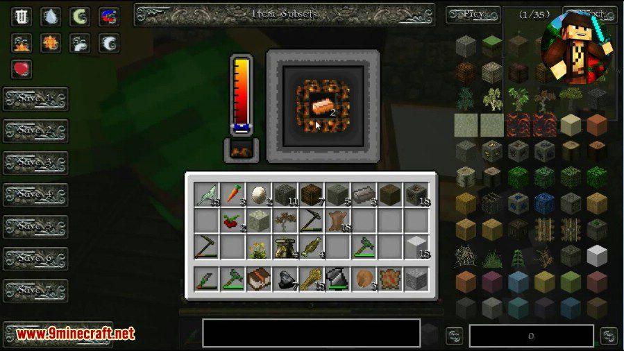 MineFantasy 2 Mod 9