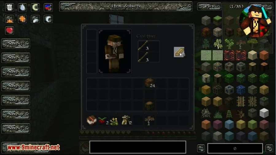 MineFantasy 2 Mod Crafting Recipes 1