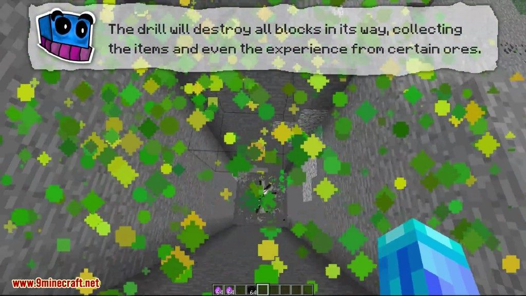 Mining Drills Command Block Screenshots 8
