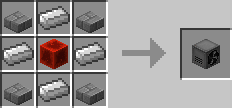 Mob Grinding Utils Mod Crafting Recipes 1