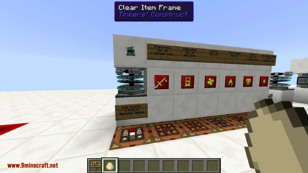 Mob Grinding Utils Mod Screenshots 5