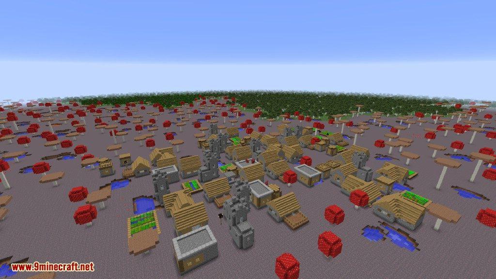 Open Terrain Generator Flatlands Mod 5