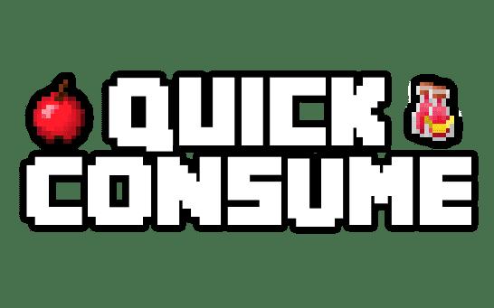Quick Consume Mod