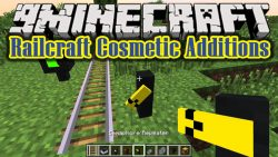 Railcraft Cosmetic Additions Mod