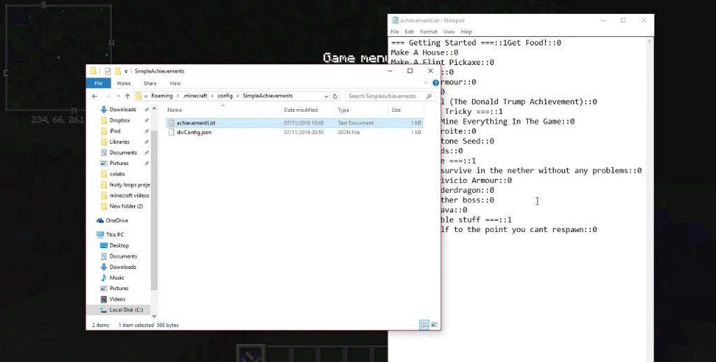 Simple Achievements Mod Screenshots 19
