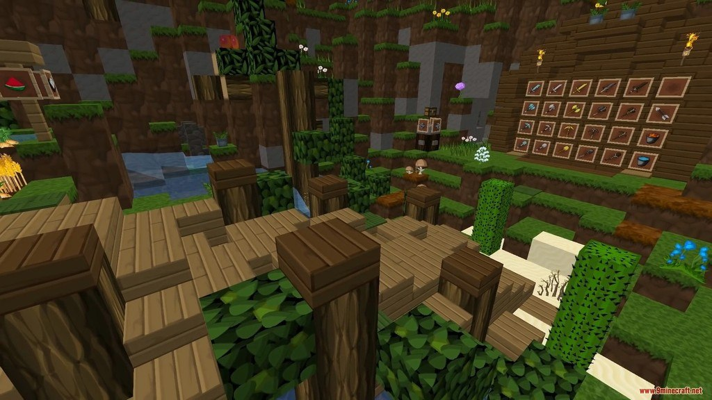 Sphax Animated PvP Resource Pack Screenshots 10