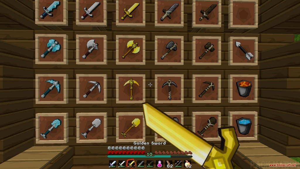 Sphax Animated PvP Resource Pack Screenshots 3