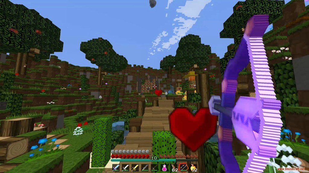 Sphax Animated PvP Resource Pack Screenshots 6