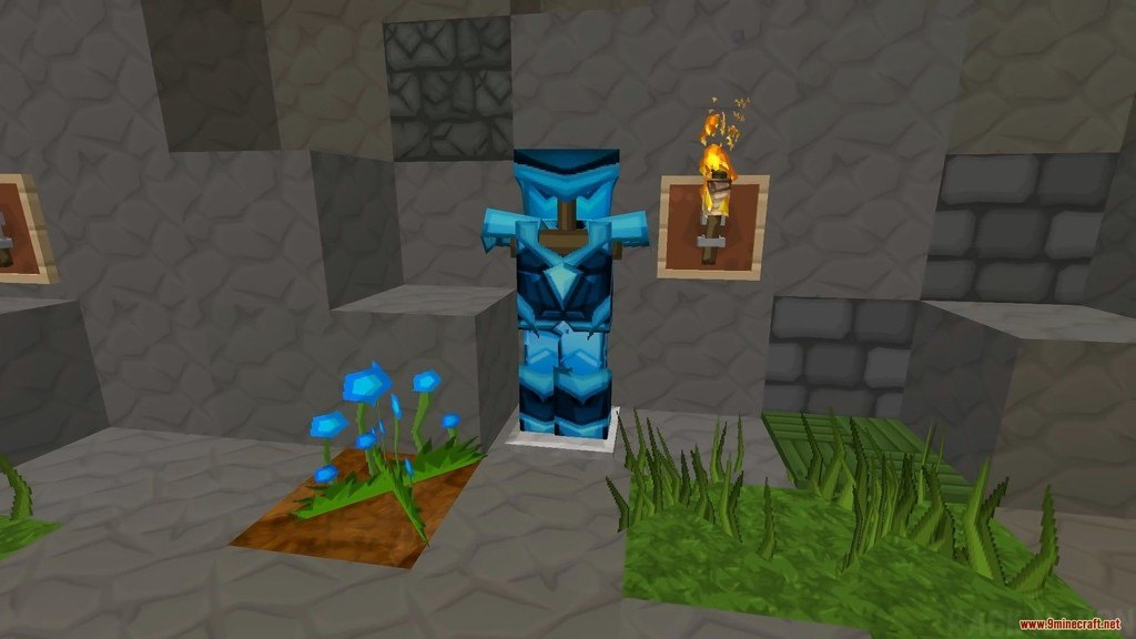 Sphax Animated PvP Resource Pack Screenshots 7