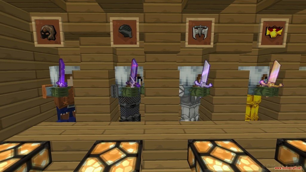 Sphax Animated PvP Resource Pack Screenshots 8