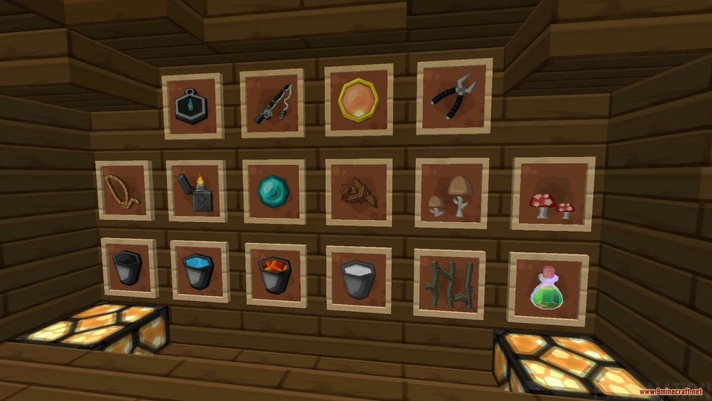 Sphax Animated PvP Resource Pack Screenshots 9