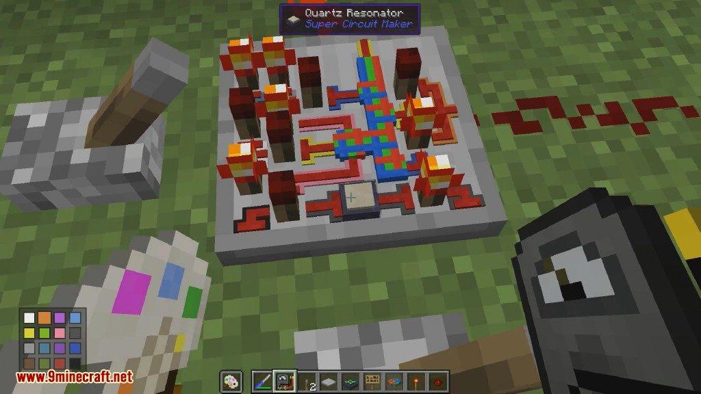 Super Circuit Maker Mod Screenshots 47