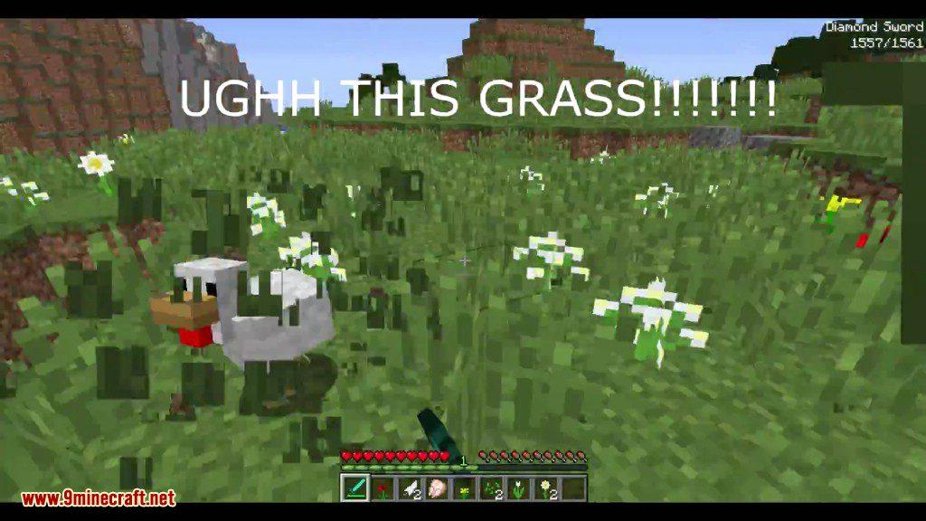 SwingThroughGrass Mod Screenshots 2