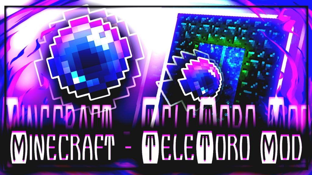 TeleToro Mod A Teleportation Mod MinecraftNet - Minecraft teleport player to