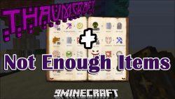 Thaumcraft NEI Plugin
