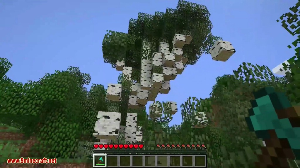 Timberjack Mod Screenshots 2