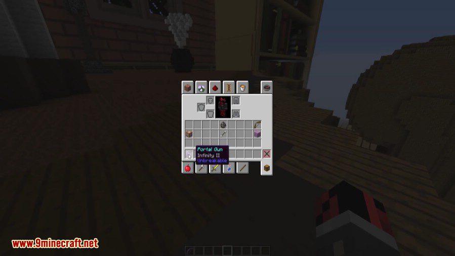 Ultimate Portal Gun Command Block 1