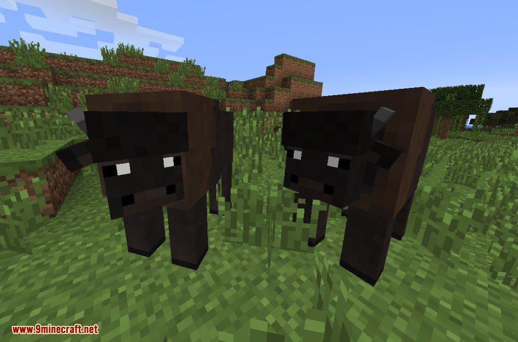 Wild Mobs Mod 5