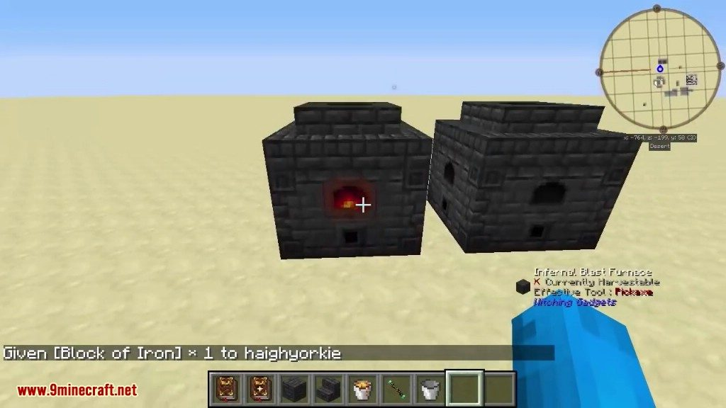 Witching Gadgets Mod Screenshots 14