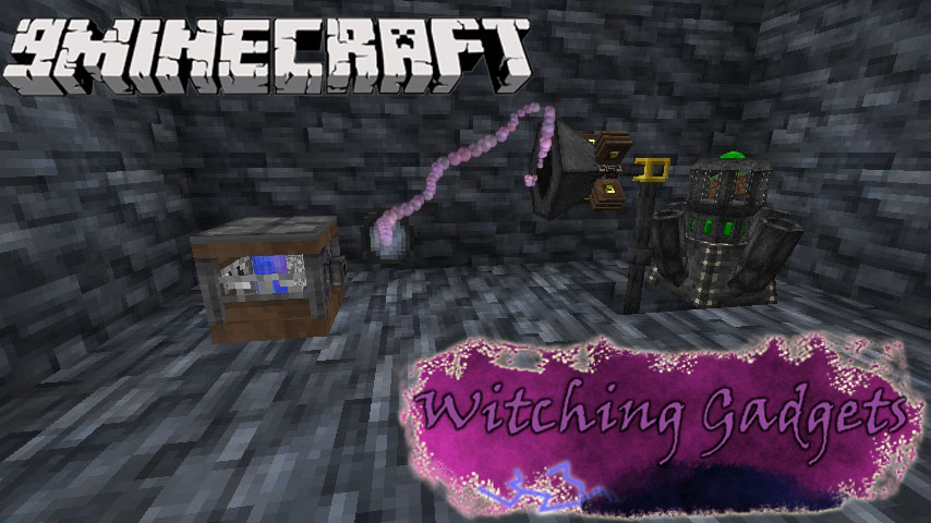 Witching Gadgets Mod