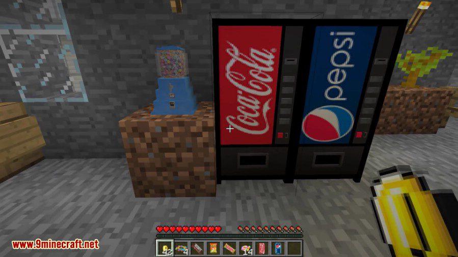 Wizard's Vending Machine Mod 5