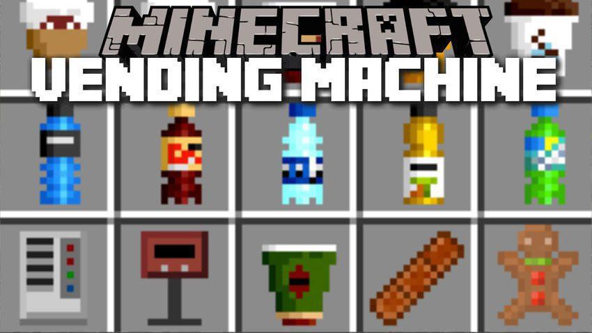 Wizard's Vending Machine Mod