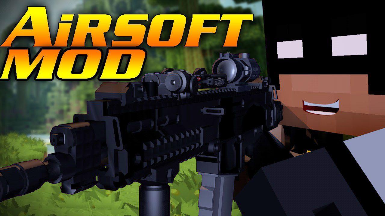 Airsoft Mod Logo