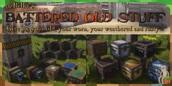 Battered Old Stuf Resource Pack