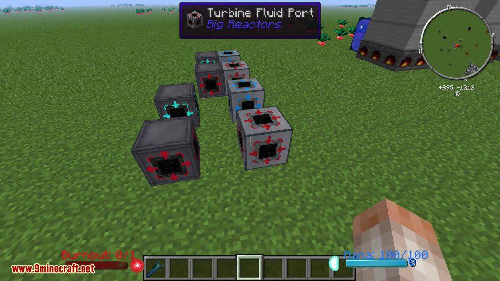Big Reactors Mod Screenshots 25