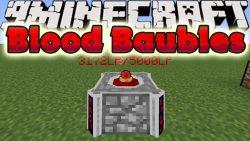 Blood Baubles Mod