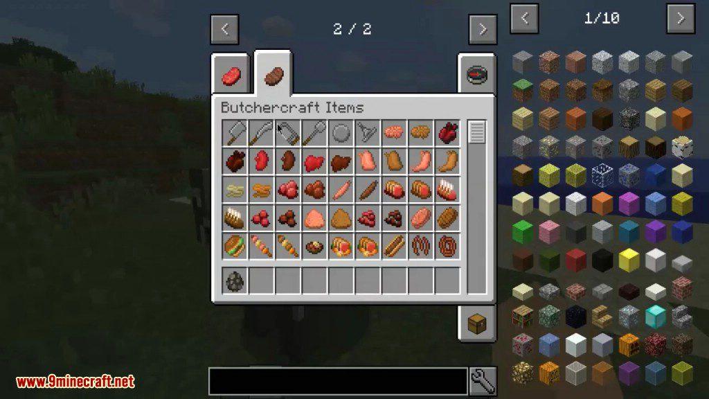 ButcherCraft Mod Screenshots 3