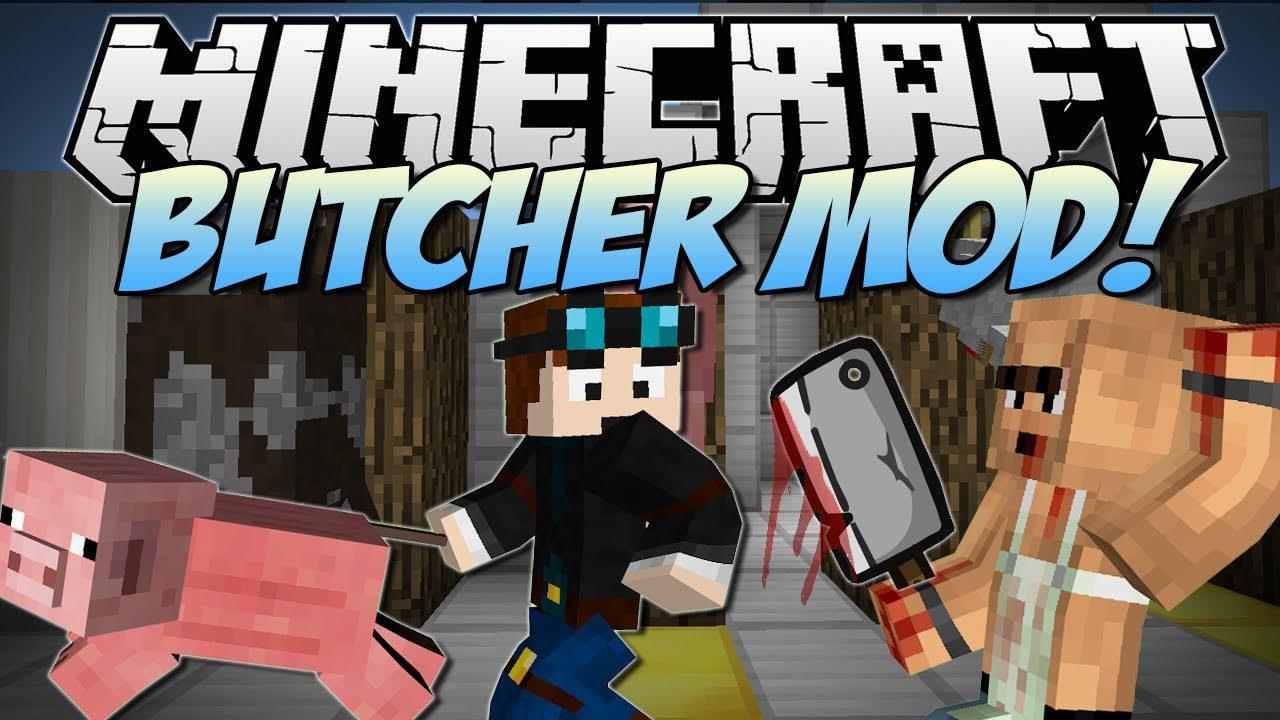ButcherCraft Mod