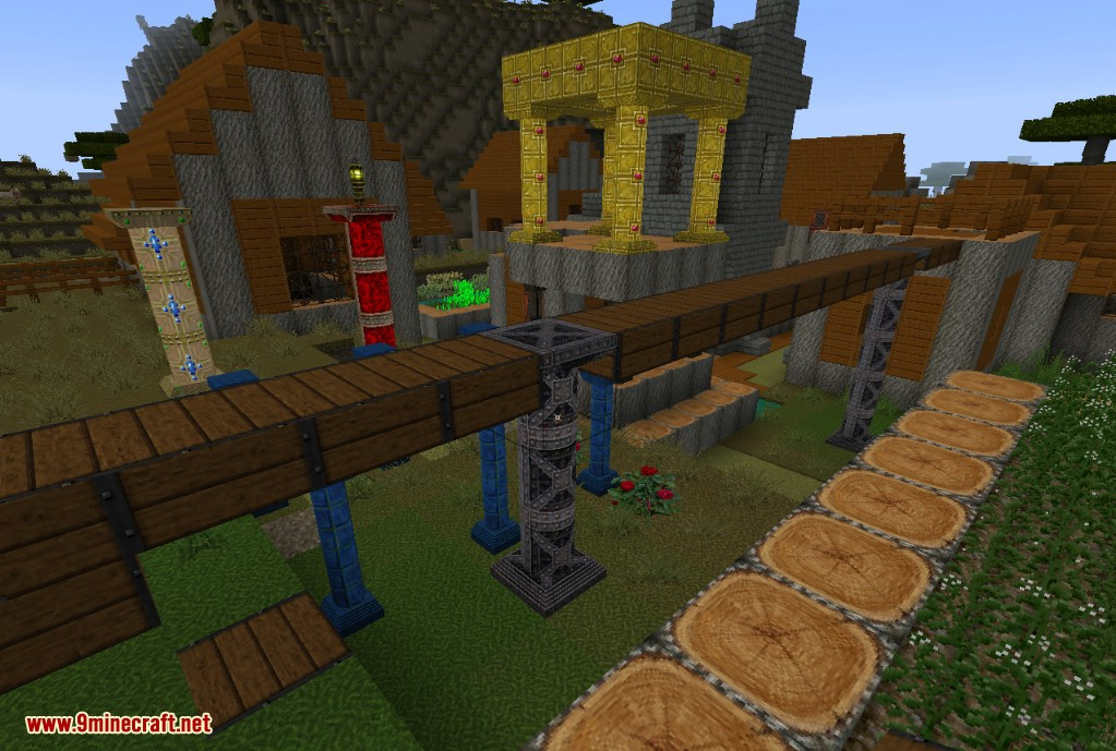 Corail Pillar Mod Screenshots 6