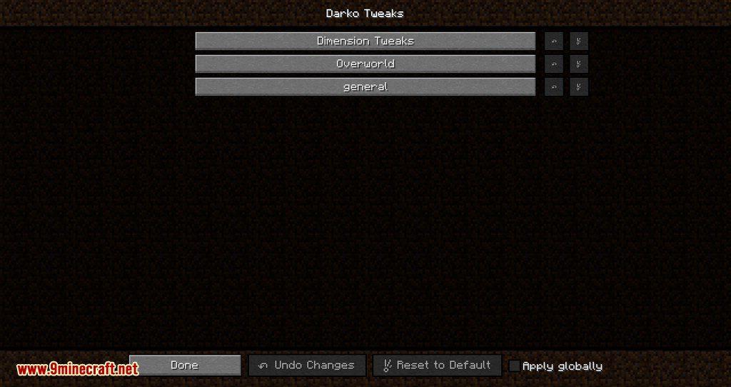 DarkoTweaks mod for minecraft 05
