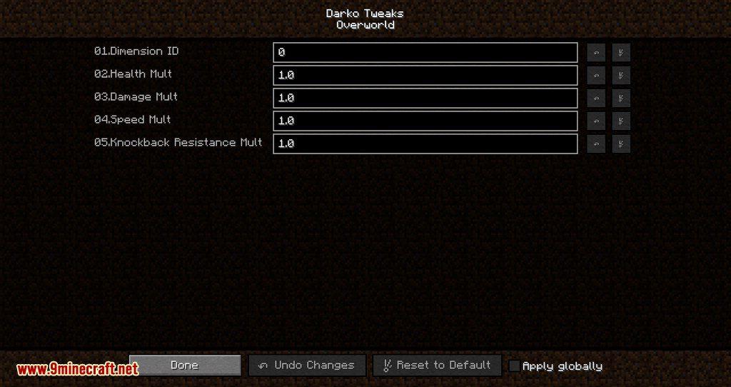 DarkoTweaks mod for minecraft 06