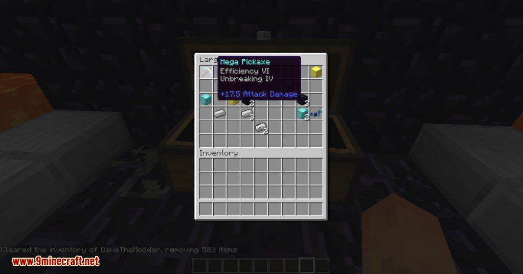 Daventure Mod Features 13