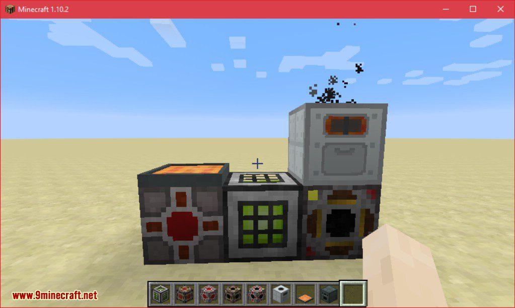 Energy Converters Mod Screenshots 1