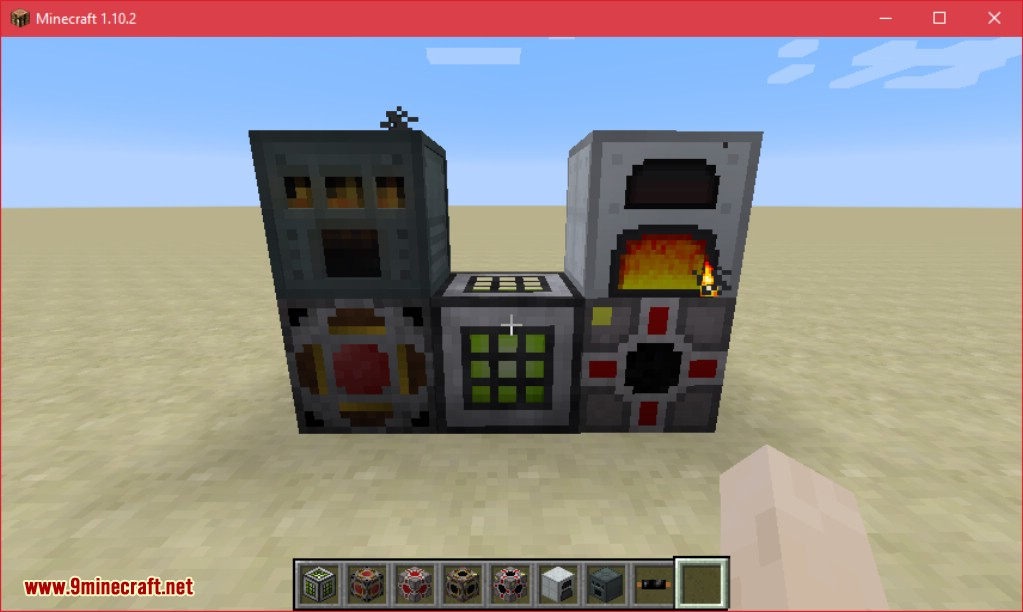 Energy Converters Mod Screenshots 2