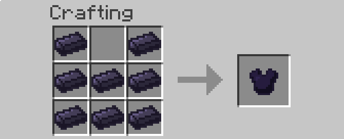 Enriched Obsidian Mod Crafting Recipes 5