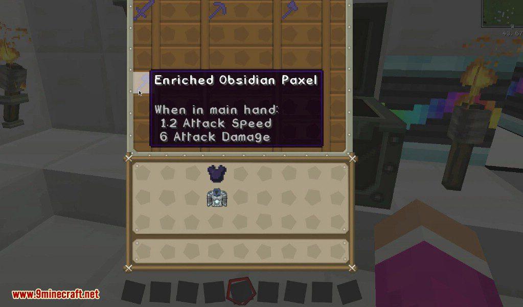 Enriched Obsidian Mod Screenshots 6