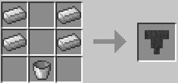 Funnels Mod Crafting Recipes